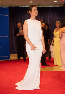 Katie Lowes, White House Correspondents' Dinner