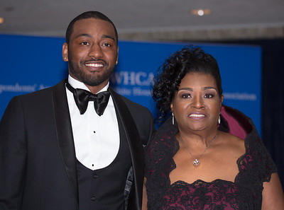 John Wall, White House Correspondents Dinner