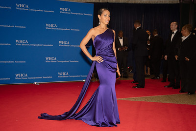 Jada Pinkett Smith, White House Correspondents Dinner