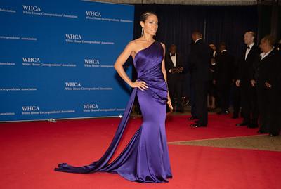 Jada Pinkett Smith, White House Correspondents Dinner