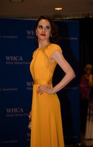 Michelle Dockery, White House Correspondents' Dinner