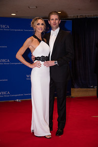Eric Trump, White House Correspondents Dinner