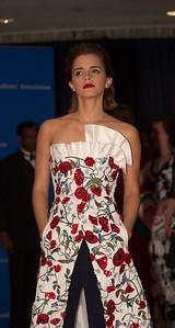 Emma Watson, White House Correspondents Dinner