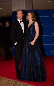 Jenna Fischer, White House Correspondents Dinner