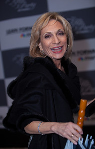 Andrea Mitchell is an American television journalist, anchor, reporter, and commentator for NBC News based in Washington, D.C..