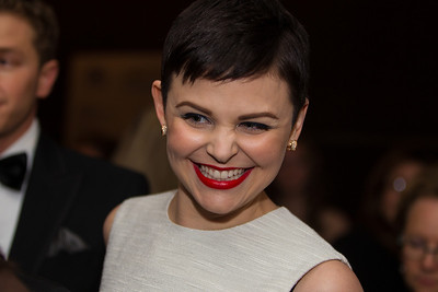 Ginnifer Goodwin, is an American television and film actress. She is best known for her role as Margene Heffman on Big Love, and for her roles in films like Mona Lisa Smile , Something Borrowed and He's Just Not That into You. She currently has a lead role in the ABC series Once Upon a Time.