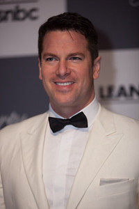 Thomas Roberts, news anchor of MSNBC