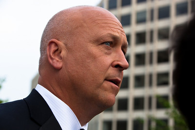 Cal Ripken is baseball's all-time IronMan.  He retired from baseball in October, 2001 after 21 seasons with the Baltimore Orioles.  His name appears in the record books repeatedly, most notably as one of only eight players in history to achieve 400 home runs and 3,000 hits.  On July 29, 2007 he was inducted into the National Baseball Hall of Fame.