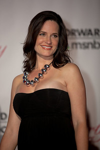 Contessa Brewer is a news anchor for MSNBC