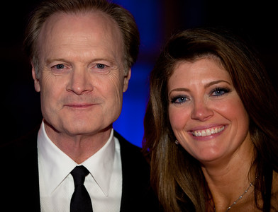 Lawrence O'Donnell Norah O'Donnell