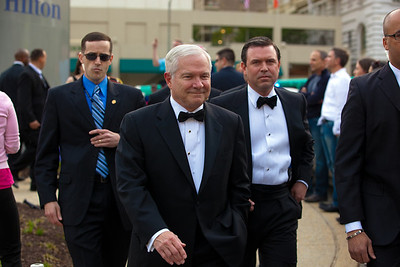 Secretary of Defense, Robert Gates