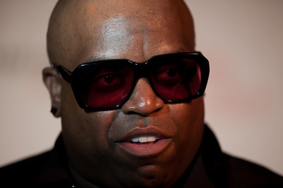 "Cee Lo Green (singer, songwriter, rapper and record producer.  Currently a vocal coach on the NBC reality talent show ""The Voice"")"