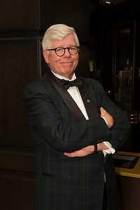 David Keene, President of the National Rifle Association, photographed in the lobby of the Washington Hilton