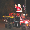 White Springs Christmas parade scenes