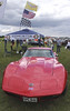Chevrolet Corvette Stingray at White Waltham Retro Festival Classic Car Rally 2011