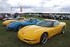 Chevrolet Corvette at White Waltham Retro Festival Classic Car Rally 2011