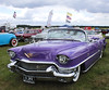 1956 Cadillac Eldorado Biarritz at White Waltham Retro Festival Classic Car Rally 2011