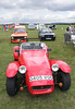 Westfield Kit Car at White Waltham Retro Festival Classic Car Rally 2011