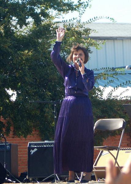 Rosie O'Toole Whitesboro Peanut Festival, 2009