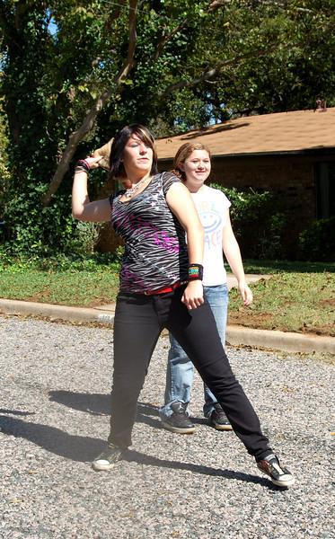 Goober Toss Whitesboro Peanut Festival, 2009