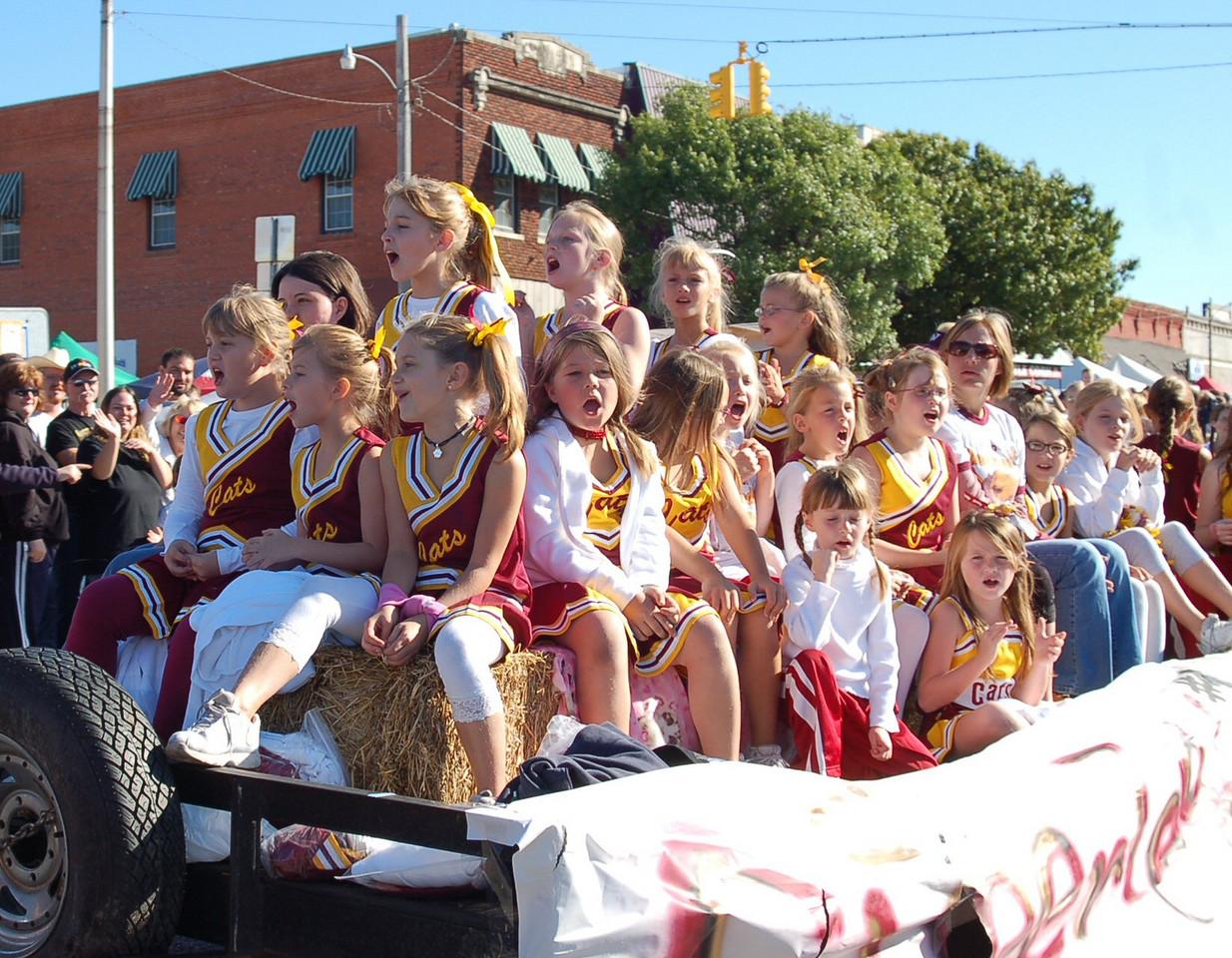 Whitesboro Peanut Festival, 2007