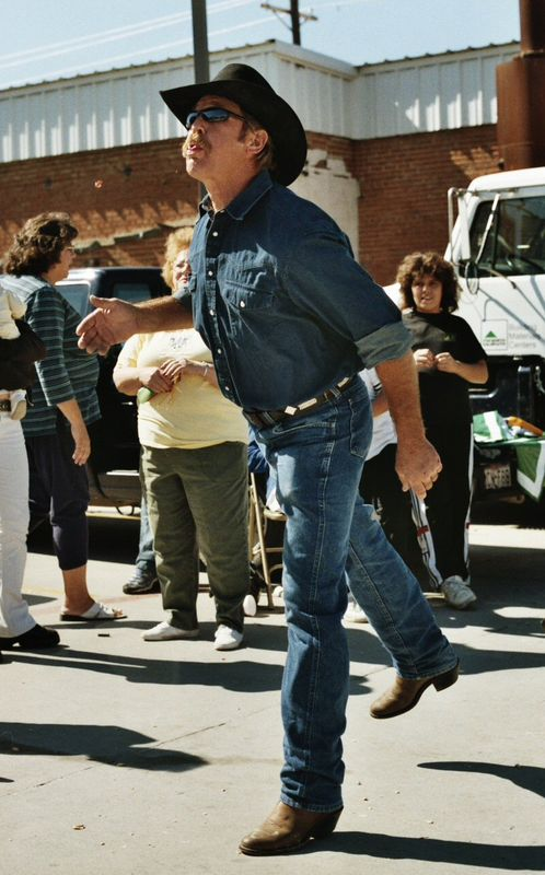 Whitesboro Peanut Festival, 2004