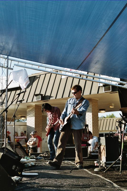 Jack Ingram, Whitesboro Peanut Festival, 2004