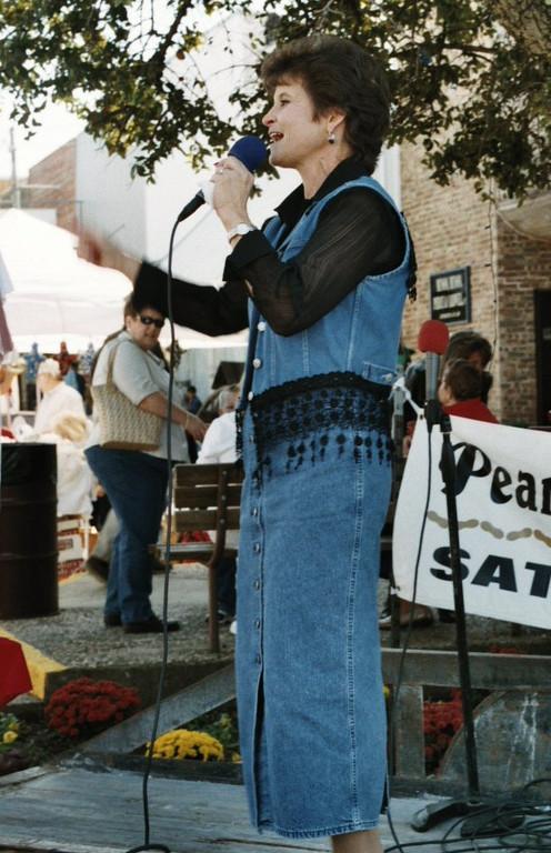Rosie O'Toole Whitesboro Peanut Festival, 2004
