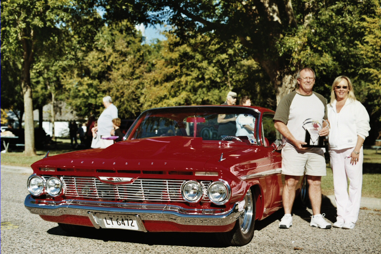 Car Show Winner Whitesboro Peanut Festival, 2004