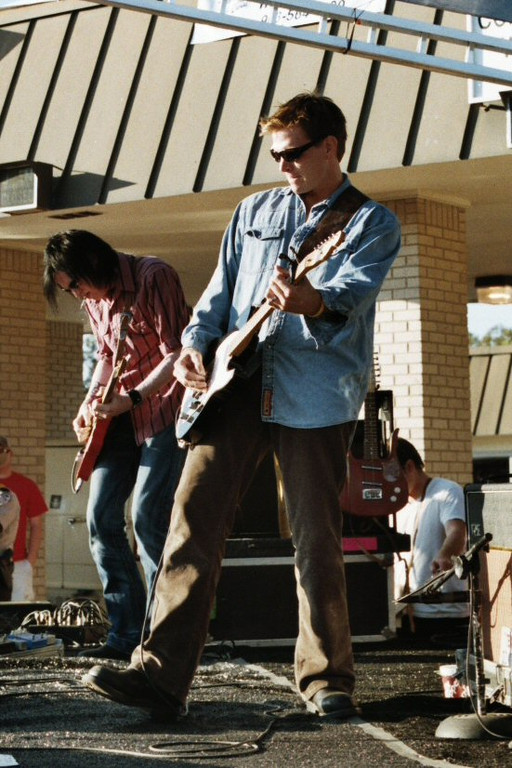 Jack Ingram Whitesboro Peanut Festival, 2004