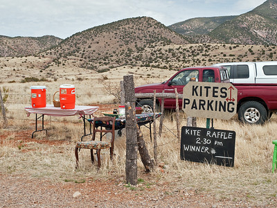 Whitewater Mesa Kitefest 2012