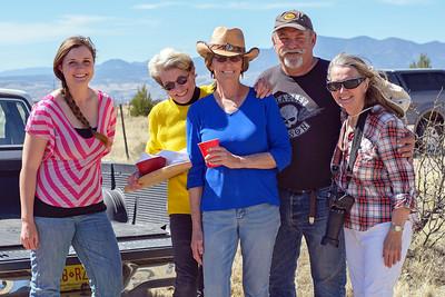 Whitewater Mesa Kitefest 2018