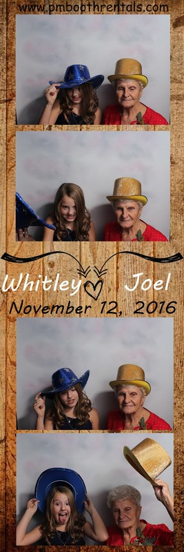 Whitley & Joel's Wedding 11-12-2016