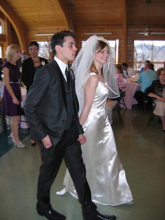 2009 - Whitney & Brendan's Wedding