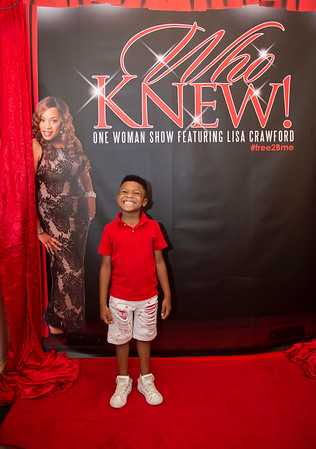 Who Knew - One Woman Show Feat Lisa Crawford 7-20-19 by Jon Strayhorn