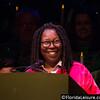 Candlelight Processional with Whoopi Goldberg at Epcot, Walt Disney World, Florida, 5 Dec 2014 (Photographer: Nigel G. Worrall)