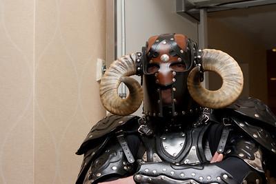 Amazing costume.