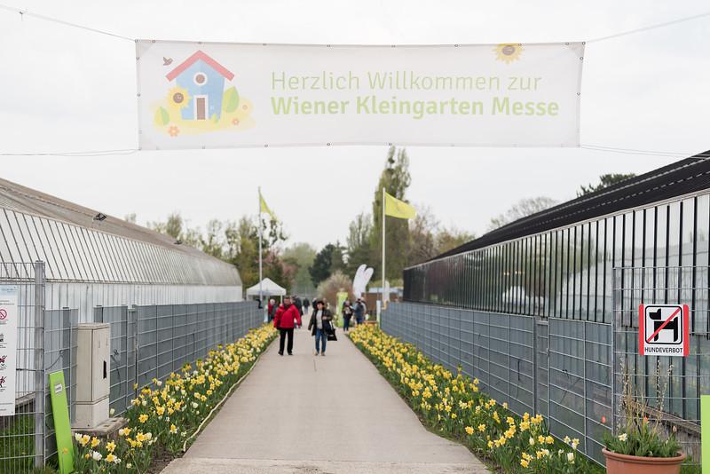 Wiener Kleingarten Messe Tag 2