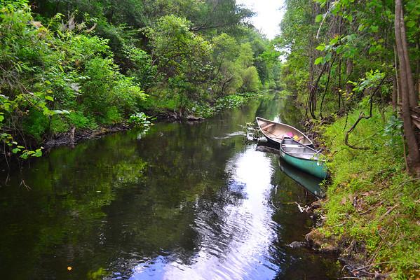 Wild Hog Canoe Race