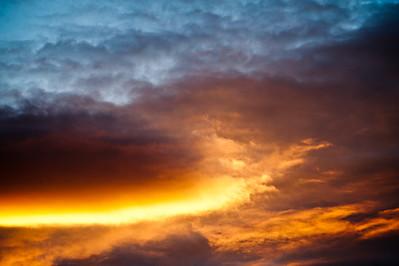 Sunrise, 16 July 2011