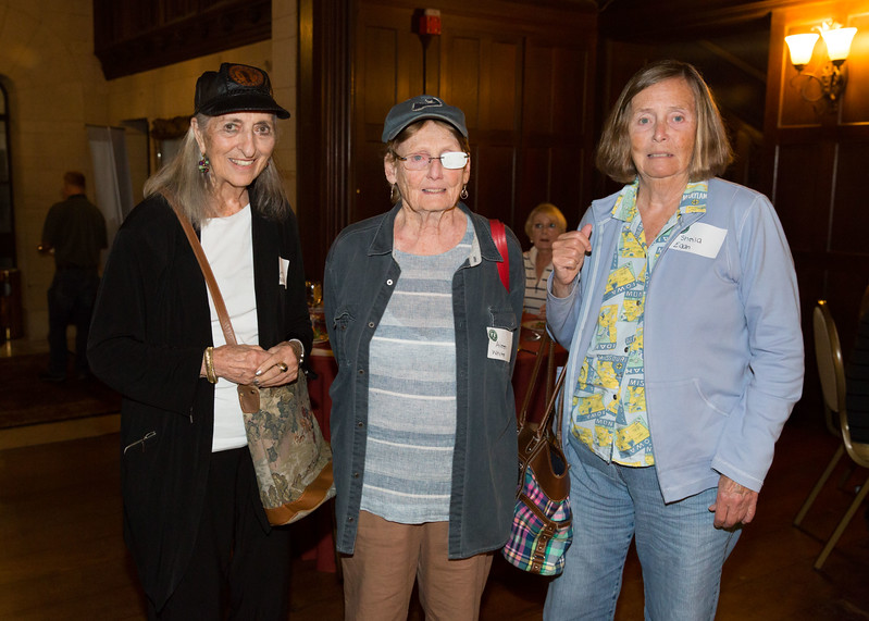 5D3_2068 Ruth Laggio, and Aileen White and Sheila Egan