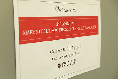 Mary Stuart Rogers Scholarship Banquet