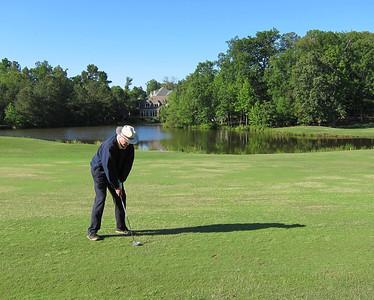 Williamsburg, VA Golf -May 2012