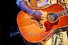 Wade Bowen's guitar