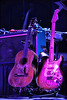 Willie's guitars.