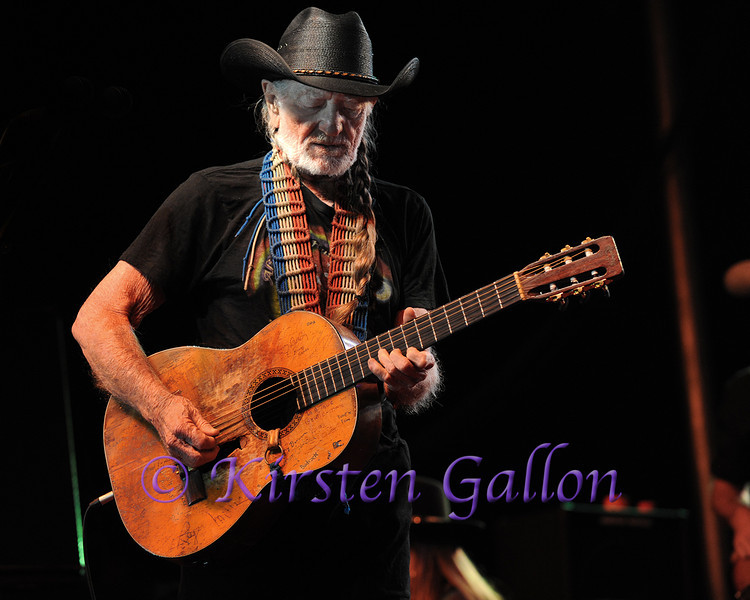 WILLIE NELSON PICNIC 2013