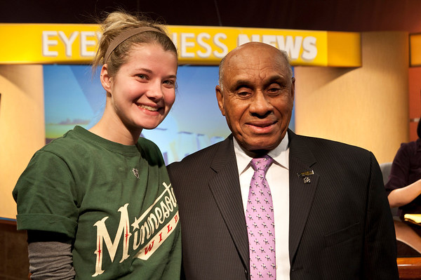 Willie O'Ree Day in Duluth: Pucks Against Poverty