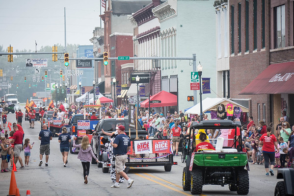Willkie Day Parade 2018