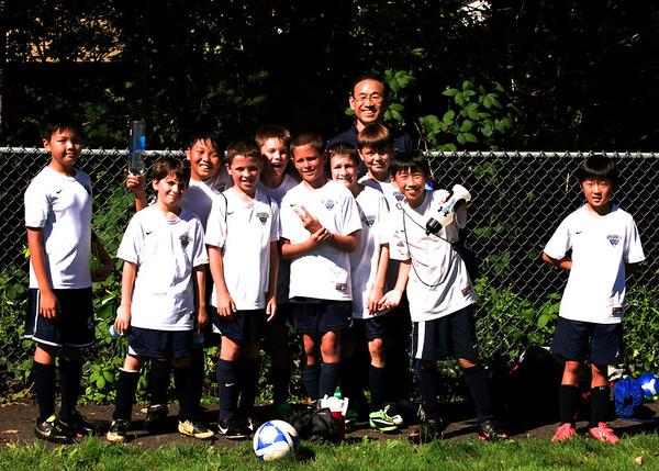 Wilsonville Sept 7th soccer game