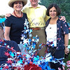 Wilton4th-7 -- Kathleen Brennan, Bill Brennan, Toni Boucher